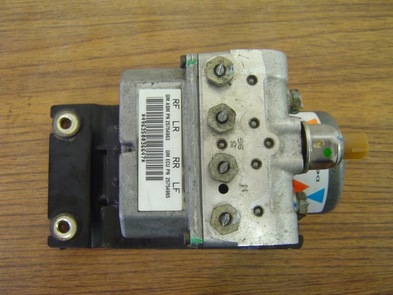 04 07 Cadillac CTS V OEM Anti Lock Brake System ABS