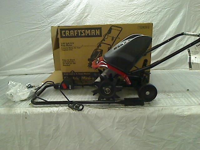 Craftsman 120V Electric Mini Tiller