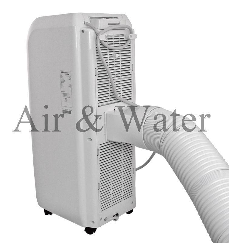 MobilComfort KY 80 8,000 BTU AC Portable Air Conditioner Cooler w
