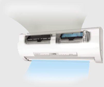 14000 BTU Mitsubishi MR. SLIM Ductless Mini Split Air Conditioner 21